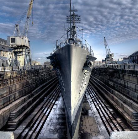 Lean in shipbuilding